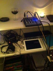 recording studio 1